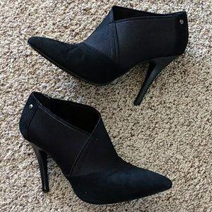 Simply Vera Vera Wang Warsaw Booties Black Size 9